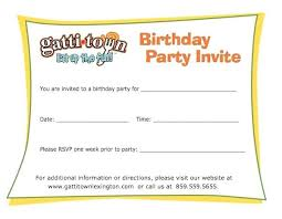 Word Template For Birthday Invitation Free Birthday Invitation Template Party Word Templates