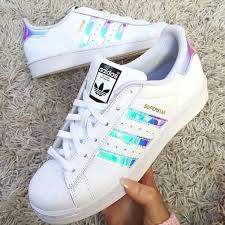 adidas shoes for girls superstar pink. last one \u2022 adidas superstar iridescent stripe new superstars girls grade school trainers in shoes for pink