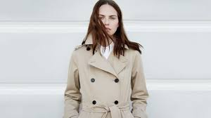 women s trench coat module photo