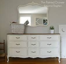 white painted furnitureRemodelling your design a house with Luxury Vintage painted white