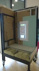 eco metal concept utilise un procédé d isolation thermique par l extérieur biné à une isolation thermique et phonique à l intérieur