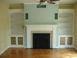 custom cabinetry surrounds ah vf gas fireplace 22134 traditional living room