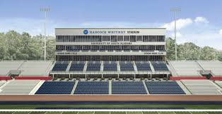 Hancock Stadium Seating Chart South Hancock Whitney In Stadium Partnership