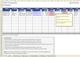 excel spreadsheet templates download free excel crm template for small business