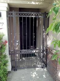 Wrought Iron Security Gates & Doors in Bakersfield, CA