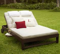 double chaise lounge outdoor furniture. traditional double chaise lounge with cushions for outdoor furniture pinterest