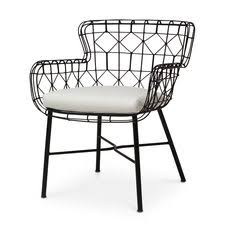palecek dining chairs. capri outdoor arm chair, black palecek dining chairs e