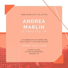 Online Invite Templates Interesting Customize 48 Sweet 48 Invitation Templates Online Canva