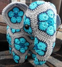 Crochet Stuffed Elephant Pattern Simple Design Inspiration