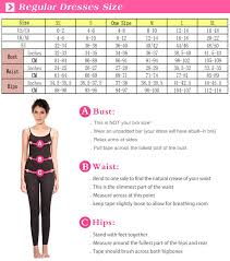 Size Chart Lovely Wholesale Co Uk