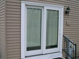 sliding patio doors with built in blinds patio doors wood with built in blinds sliding glass
