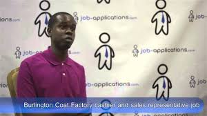 burlington coat factory interview questions tips online