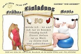 Einladungskarten 50 Geburtstag Frau Best Witzige Einladungskarten