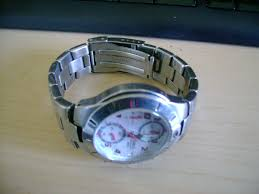 Relic Watch Battery Chart Change A Watch Battery Without Tools 3 Steps With Pictures
