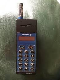 VINTAGE ERICSSON GA 318 Mobile Phone ...