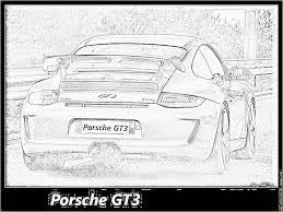 Imprimer V Hicules Voiture Porsche Num Ro 106187