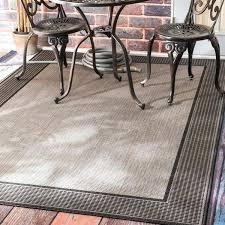 waterproof outdoor rugs solid border indoor area rug x