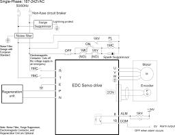ac servo motor wiring diagram wiring diagrams edc ac servo drives