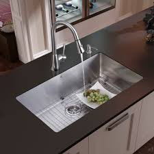 Beautiful Fine Kitchen Sinks Home Depot Gorgeous Drop In Porcelain Home Depot Stainless Steel Kitchen Sinks