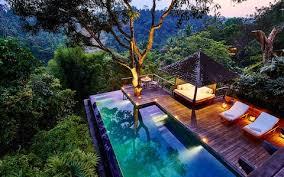 Top 10: the best Bali honeymoon hotels. Como Shambhala, Bali
