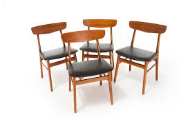 beautiful fresh danish dining chairs danish modern dining chairs teak clics in designs 3
