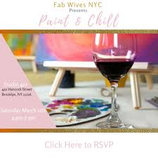 painting and wine cl nyc s best paint sip cles cbs new