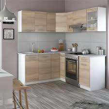 Vicco Küche Rick L Form Küchenzeile Küchenblock Ein Real