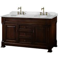 60 Bathroom Cabinet 60 Andover 60 Dark Cherry Bathroom Vanity Bathroom Vanities