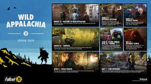 Wild Appalachia The Vault Fallout Wiki Everything You