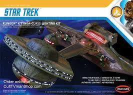 klingon k t inga light kit 1 350 scale from polar lights round 2 64 95 preorder reservation