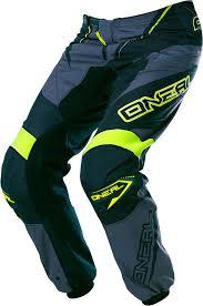 Oneal Motocross Helmet Size Chart O Neal Element Racewear