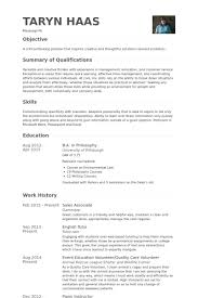 English Tutor Resume samples