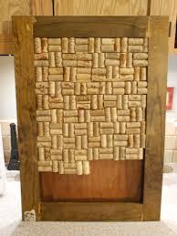 Wine Bottle Cork Designs Building A Wine Corkboard Frame How To Make A Framed Cork