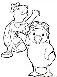 Small Picture Wonder Pets 40 Coloring Page Free The Wonder Pets Coloring Pages