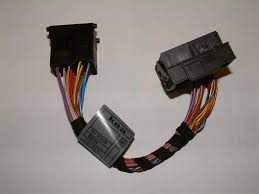 p n 61 12 6 913 957 old to new style radio wiring harness