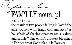 Meaning Of Family Quotes Adorable Meaning Of Family Quotes