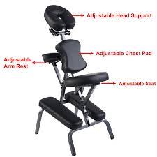 massage chair pad amazon. amazon.com: giantex portable light weight massage chair travel tattoo spa w/ carrying bag: beauty pad amazon