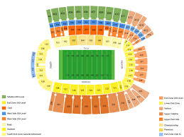Amon G Carter Stadium Seating Chart And Tickets Formerly