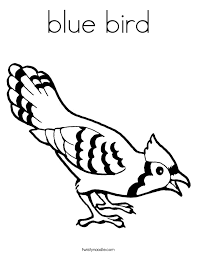 Small Picture Birds In A Nest Coloring Page Twisty Noodle Coloring Coloring Pages