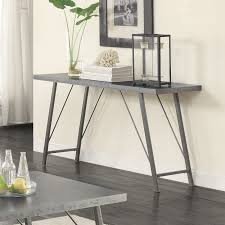 Zinc Finish Furniture End Table Lamp Table Furniture Living Room End Table