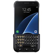 samsung keyboard. samsung galaxy s7 fitted hard shell keyboard cover - black