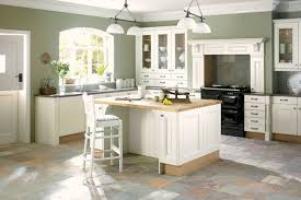 kitchen color ideas with off white cabinets