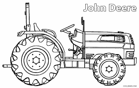 Small Picture Printable John Deere Coloring Pages For Kids Cool2bKids