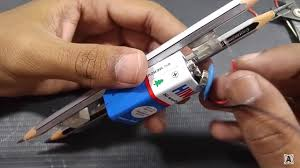 About Mini Pencil Emergency Light How To Make A Mini Pencil Emergency Light Youtube