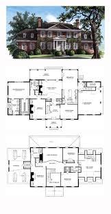 large single family house plans unique 55 best colonial house plans images on