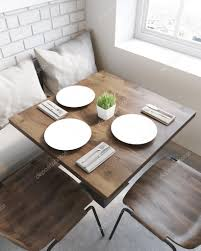square table top view. Square Table Top View \u2014 Stock Photo Square