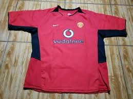 Cristiano ronaldo has left juventus and is ready to begin his second spell at manchester united, where he shone under sir alex ferguson wearing the number 7 jersey. Manchester United Cristiano Ronaldo Soccor Fan Jerseys For Sale Ebay