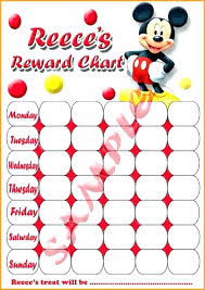 Free Printable Mickey Mouse Potty Training Chart Printable Potty Training Chart Mickey Mouse Best Picture