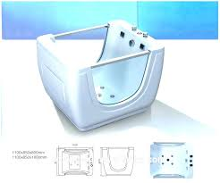 baby bath tub with shower head summer infant baby spa tub with whirlpool and shower head