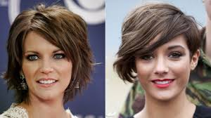 Short Hairstyles For Thick Hair 15 Classy And Elegant Ideas